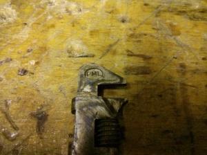 Mini wrench