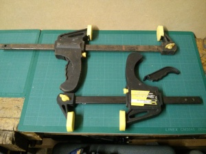 Task tools quick clamps