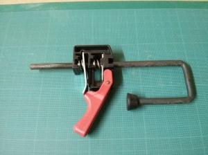 Nobex Proman clamp