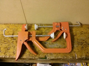 Quick clamps