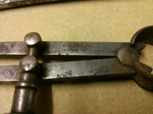Brown & Sharpe mfg Co. caliper
