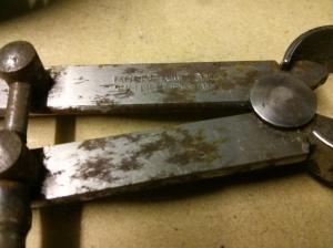 Moore & Wright caliper